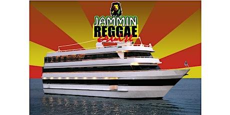Jammin Reggae Cruise - Marina Del Rey, CA March 7th 8:30PM Boarding tickets