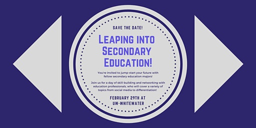 Leaping Into Secondary Education Conference