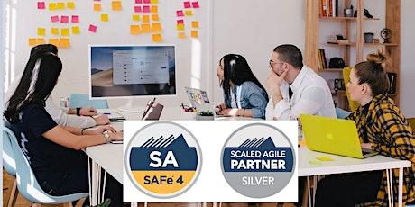SAFe® 5.0 Product Owner/Manager - Toronto- Jan 18-19 (POPM® Certification) tickets