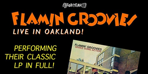"""FLAMIN' GROOVIES performing """"Shake Some Action"""""""