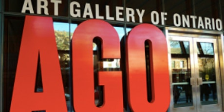 FREE Trip to the AGO (BIST Members Only) tickets