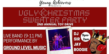 Young Achievers Ugly Christmas Sweater Party tickets