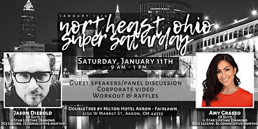 January Northeast Ohio Super Saturday