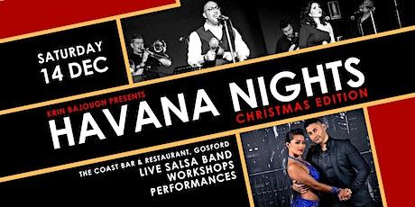 Havana Nights Christmas Edition tickets