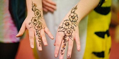 Henna Workshop tickets