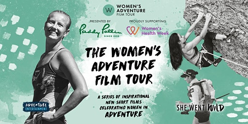 Women's Adventure Film Tour 19/20 -  Hobart
