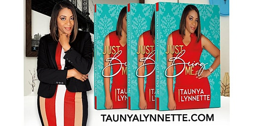 Just Being Me Book Signing & Launch Event