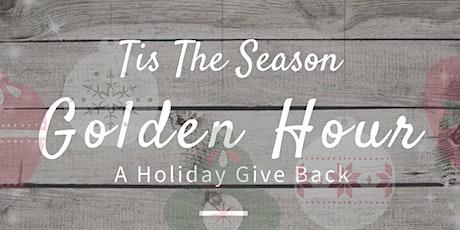 Golden Hour: Tis the Season tickets