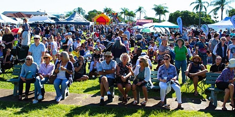 Wynnum Manly Seafood Festival tickets