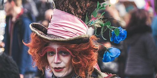 The Mad Hatter's Queer Country Tea Party - a Carnival like no other