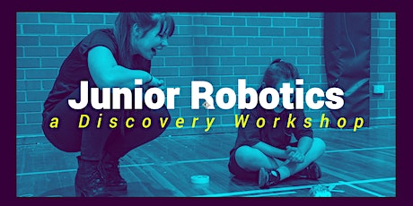 Junior Robotics Workshop tickets