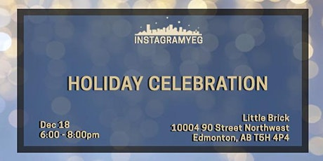 #IGYEG Holiday Celebration tickets