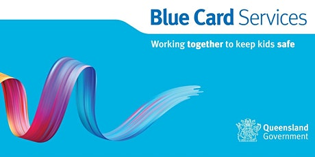 Blue Card Information Session: Rockhampton Community Hub tickets