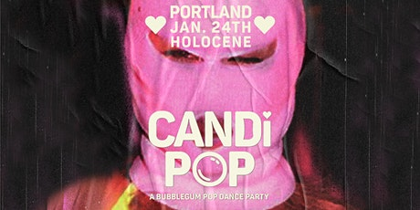Candi Pop Dance Party! tickets