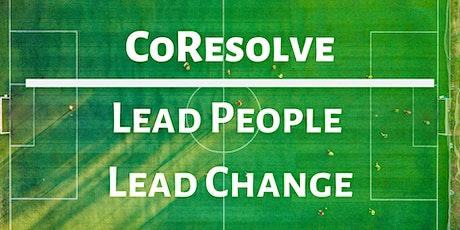 CoResolve - Change Leadership Skills tickets