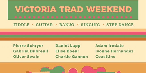 Trad Weekend Concert & Workshop