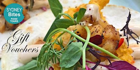 Gift Voucher for BARANGAROO Sunset Food Tour tickets