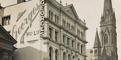 Remembering Georges – stories from Melbourne's most elegant store tickets