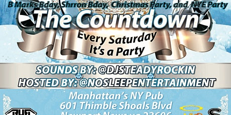 NoSleep Winter Saturday Party tickets