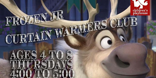 Frozen Jr, Curtain Warmers Club