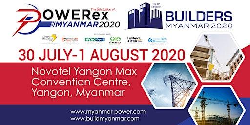 Powerex & Builders Myanmar 2020