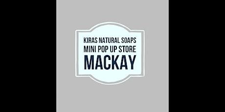 Kiras Natural Soaps Mini Pop Store tickets