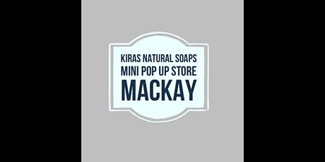 Kiras Natural Soaps Mini Pop Market tickets