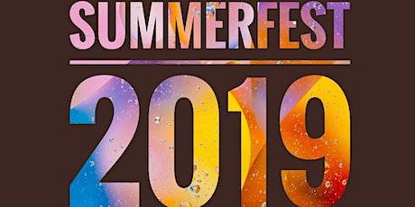Summerfest 2019 tickets