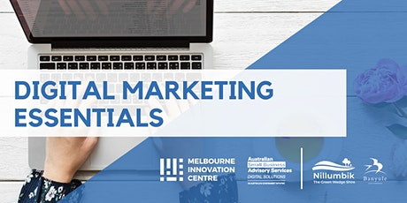 CANCELLED WORKSHOP: Digital Marketing Essentials - Nillumbik/Banyule tickets