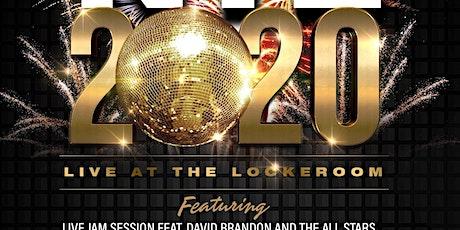 NYE 2020: LIVE at the Lockeroom! tickets