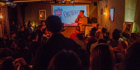 Chuckleheads English Comedy Show #150 tickets
