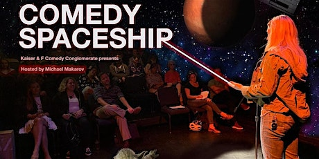 Comedy Spaceship Open Mic tickets