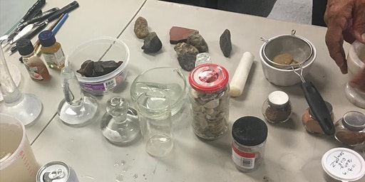 Earth Pigment Workshop