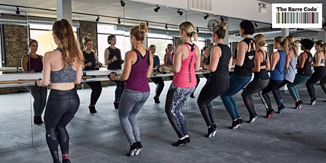 FREE BCB Workout at Barre Code! (Denver, CO) tickets