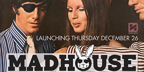 """MadHouse ReLaunch: The """"Get Down"""" Concert Series tickets"""