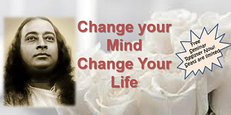 Change your Mind Change your Life tickets