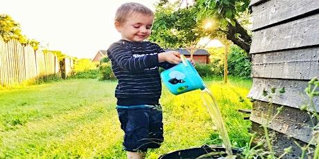 Water & Sensory Play - Summer Series tickets