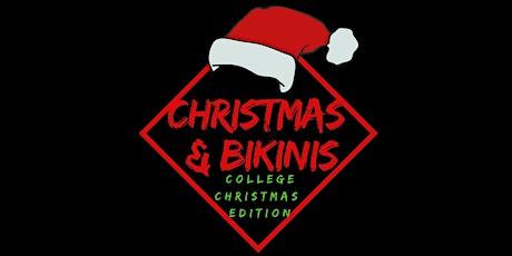 Christmas & Bikinis tickets