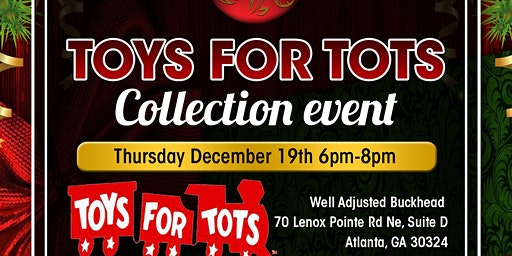 Toys for Tots Fitness Toy Drive