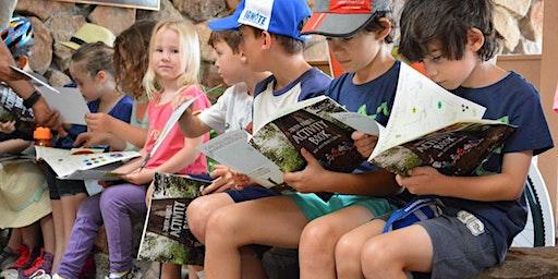 Junior Rangers Nature Treasure Hunt - Plenty Gorge Parklands