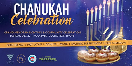 Grand Menorah Lighting & Chanukah Celebration tickets
