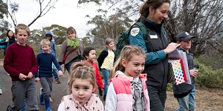 Junior Rangers Ranger Guided Walk - Plenty Gorge Parklands tickets