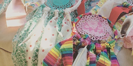 Mommy & Me: Fabric Dream Catchers! tickets