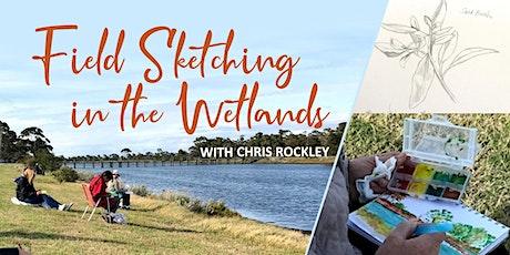 Field Sketching in the Wetlands tickets