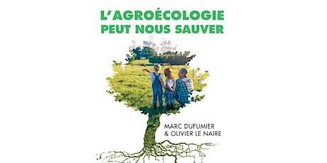 L'agroécologie et la transition  agricole et agroalimentaire billets