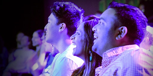 PreShow Meals Booking - Melbourne International Comedy Festival Roadshow
