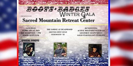 Sacred Mountain Retreat 2020 Winter Gala tickets