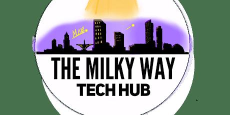 Milky Way Tech Hub Meetup --Holiday Happy Hour tickets