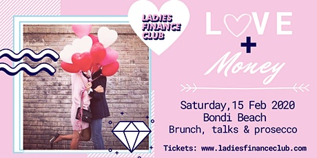 Ladies Finance Club: Love & Money (and brunch) tickets