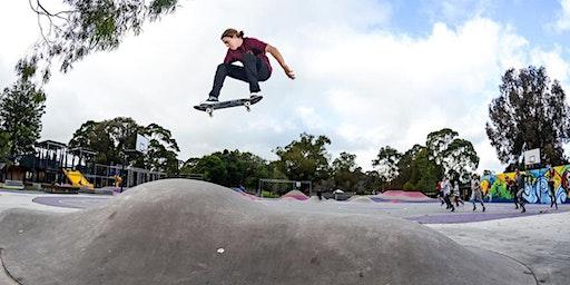 Sydenham Green School Holiday Skateboarding Workshops